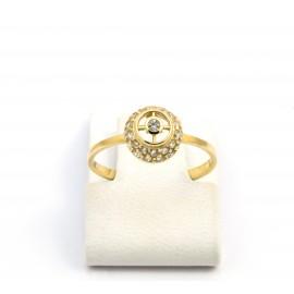 Χρυσό δαχτυλίδι 14 καρατίων  06.03.03