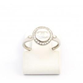 Λευκόχρυσο δαχτυλίδι 14 καρατίων  06.02.05