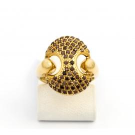 Χρυσό δαχτυλίδι 14 καρατίων  06.03.09