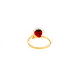 Παιδικό χρυσό δαχτυλίδι 14 καρατίων  18.05.04