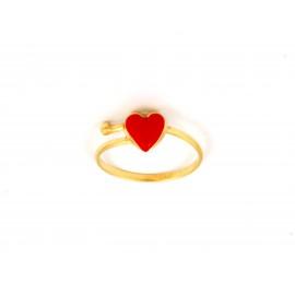 Παιδικό χρυσό δαχτυλίδι 14 καρατίων  18.05.05