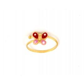 Παιδικό χρυσό δαχτυλίδι 14 καρατίων  18.05.06