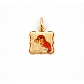 Παναγίτσα  χρυσή  Κ14  10.05.006