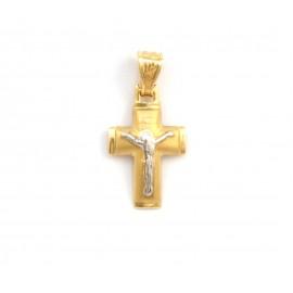 Χρυσός σταυρός  14 καρατίων    21.01.010