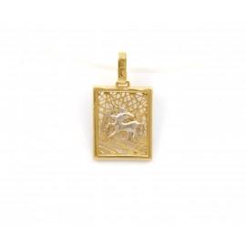 Χρυσό ζώδιο 14 καρατίων  17.101