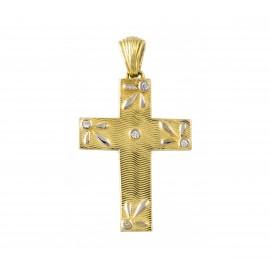 Χρυσός σταυρός  14 καρατίων    25.0375